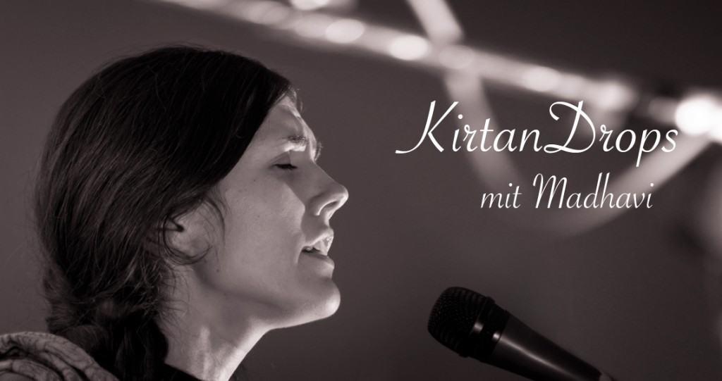 KirtanDrops mit Madhavi